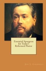 Essential Spurgeon Cover